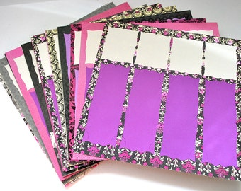 Photobooth Scrap Book Wedding Guest Book for Photo Booth Photo Strips