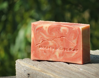 Cranberry Spice - Handmade Vegan Soap - Limited Edition