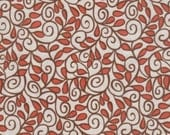 One yard cotton quilting fabric, Rumba, by Hoodie, for Blank Fabrics.