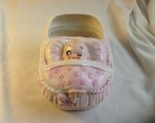 Reserved for Marlene Lefton Baby Girl Kewpie Planter vintage