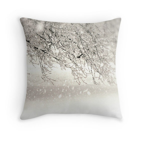 pier one white fur throw pillow how to clean