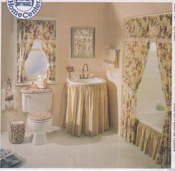 Home Decor Sewing Ideas: Items Similar To McCalls 2721 Home Decor Sewing Pattern