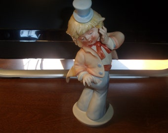 vintage goebel figurine under the big top oops