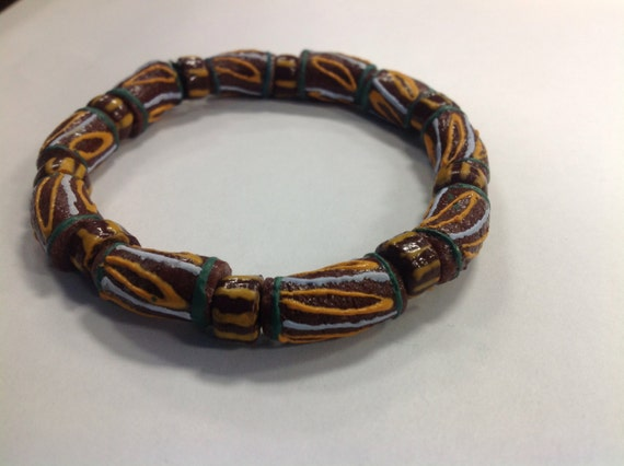 handmade bracelets for a cause items similar to tribal bracelet africa 8846