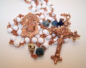 Unbreakable Rosary- New-  Copper Collection- Rosary Of Saint Joseph