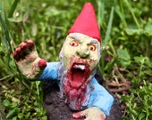Zombie Gnomes: Handsy Harry