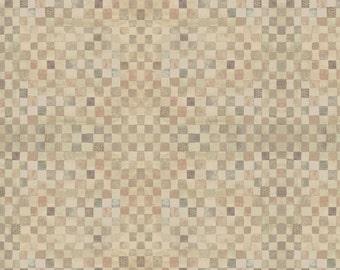 Merry Stitches Good Beginning in Beige, Cori Dantini, Blend Fabrics, 100% Cotton Fabric, 112.104.06.1