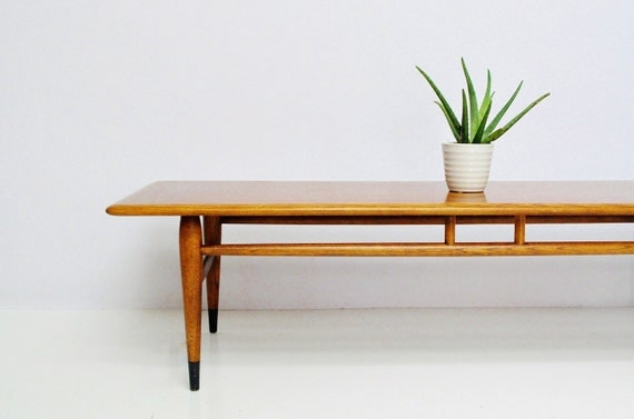 - Mid-Century Lane Acclaim Coffee Table