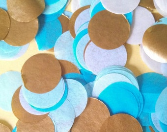 Party Confetti - Wedding decoration - Graduation - Birthday - Shower - Table Decoration - Custom colors