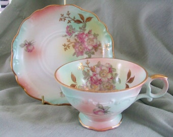 House of Goebel Shabby Chic Teacup Set
