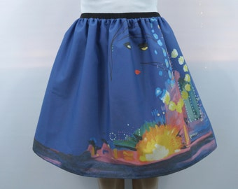 The Great Gatsby skirt - made to order