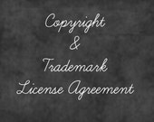Copyright License Agreement