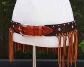 Fringe Hip Belt : Made to Order Festival Wear
