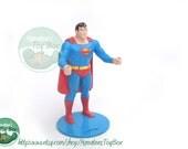 1980s Superman Cup Holder DC Comics