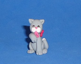 Polymer Clay IttyBitty Kitty