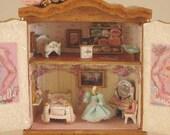Oh Cinderella, Cendrillon! A 1:120 Small Scale Miniature Kit