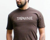 Mens Oakland Tshirt - Townie - American Apparel 50/50 blend - xs, small, medium, large, extra large, 2xl