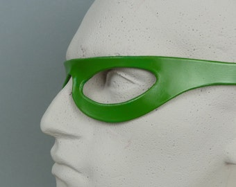 THE RIDDLER MASK Cosplay Costume Fancy Dress Jim Carrey Mask