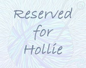 Reserved for Hollie - Rainbow Scarf
