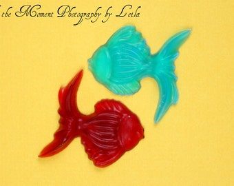 20 FISH SOAPS {10 Favors} - Fishing soap, Story Book Soap, Nemo, Go Fish, Charecter Soap, Birthday or Baby Shower Favor