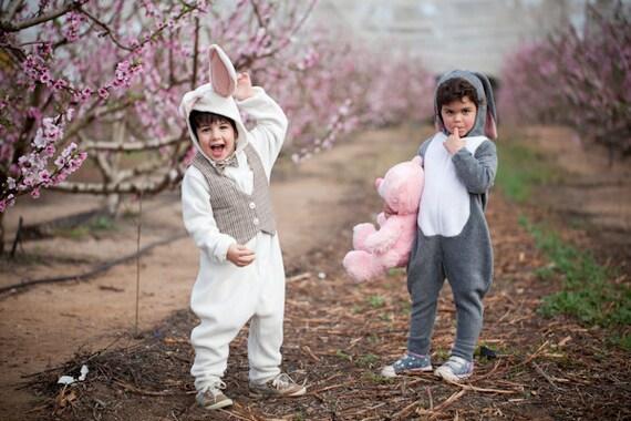 kids halloween costumes bunny