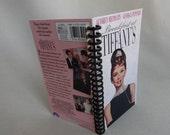Breakfast at Tiffany's VHS Tape Box Notebook