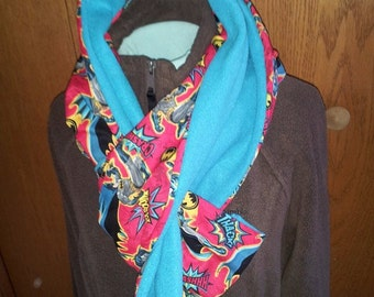 Batman Infinity Scarf Anime Scarf Cosplay Scarf Ready To Ship Within 24 Hours After Payment Is Received!!