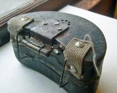 Old Pal Bait Box Customized 1930s Vintage Bait Box