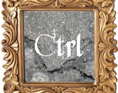 Ctrl 3g Pigmented Mineral Eye Shadow Jar with Sifter