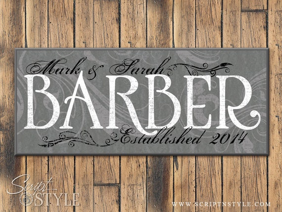 Personalized Family Name Sign, Family Established Sign, Last Name Sign, Wall Art with Established Date