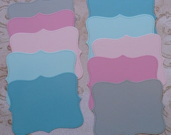 10 Cardstock Stampin Up Top Note Dreamy Colors 4 crafts card making Birthday Banners DIY Projects