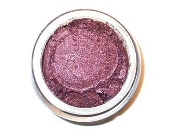 Mineral Eye Shadow  WILD ORCHID - Metallic Plum - 3 gram or 5 gram