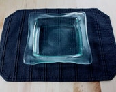 Recycled Glass Belmont Dish