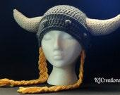 Braided Viking Hat-Newborn to adult