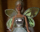 The Keeper of the Cup Barbie Fairie