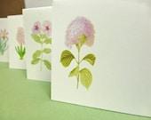 Blush Wedding Placecards, Blush Flower Place cards,  Pink Flower Place Cards, Floral Placecards, Pink flower Escort Cards, flower place card