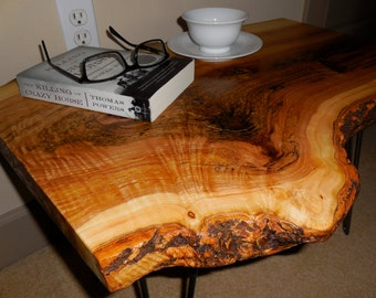 Spalted Green Ash Table