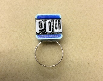 Pow ring