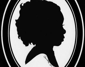 Add On - Extra copy of custom silhouette