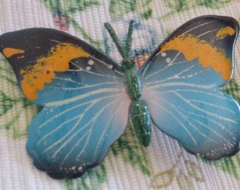 ROK Butterfly Brooch