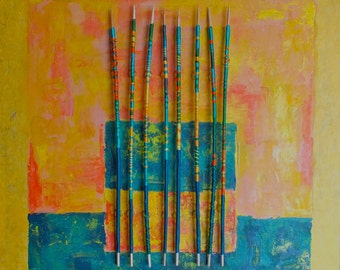 Boxed Reeds #2
