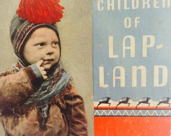 Children of Lap Land by Thora Thorsmark