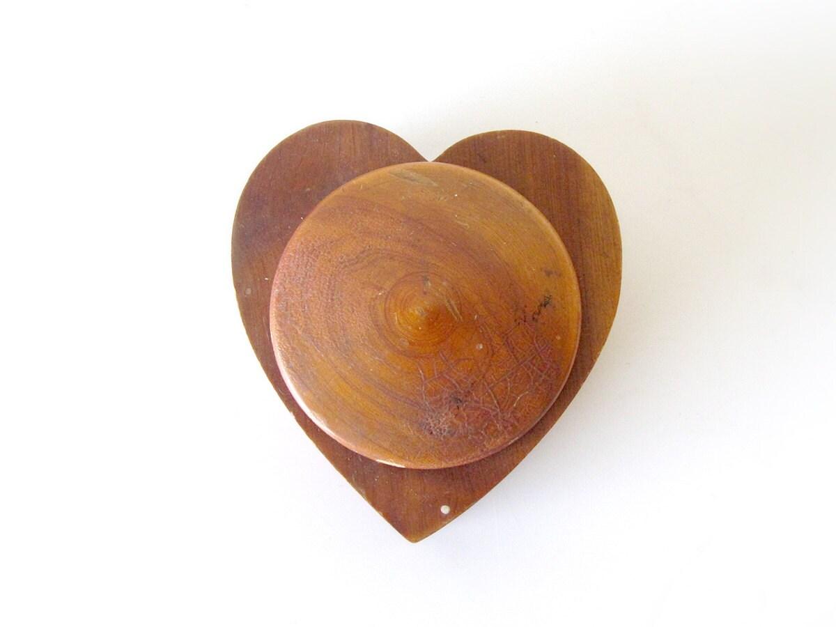 Wooden Heart Shaped Box Jewelry Box Engagement Box Valentine 39 S Box Walnut Or Oak