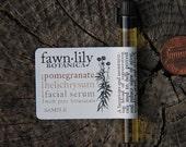 Pomegranate & Helichrysum Facial Serum >>> SAMPLE