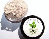 Mineral Foundation - Finishing Veil -  Matte Finish Primer - Vegan Friendly - Flaw Minimizing - Oil Absorbing