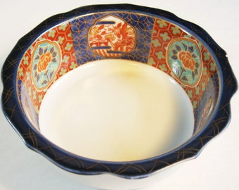 Vintage Japanese Ceramic Bowl