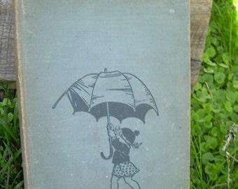 Told Under The Blue Umbrella - 1940 Children's Story Book