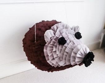 Hedgehog Party Pinata