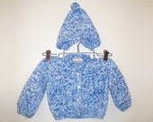 Knit Sweater Set Vintage Baby