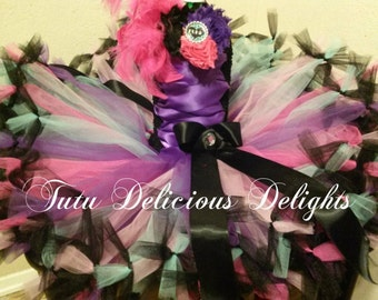 Punk Rock Girl Petti Tutu Dress